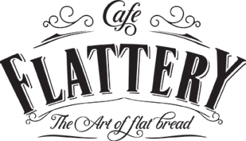 Flattery Cafe Dallas Logo